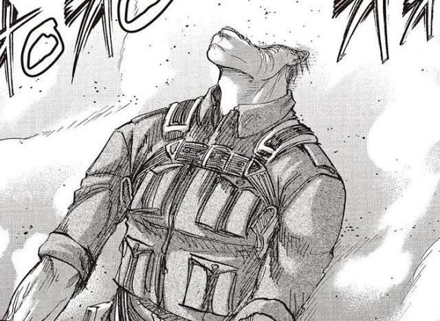 Kemampuan Khusus Reiner Dan Armored Titan
