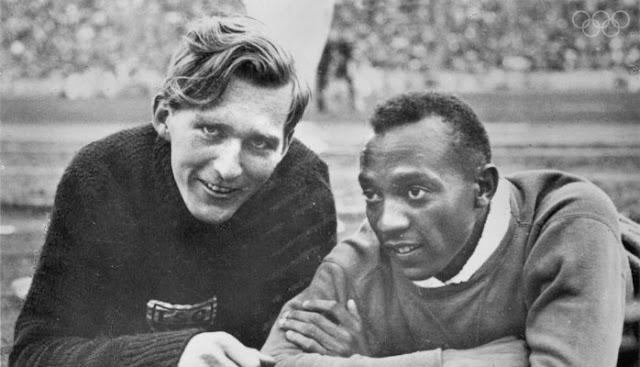 Jesse Owens & Luz Long - The friendship for eternity