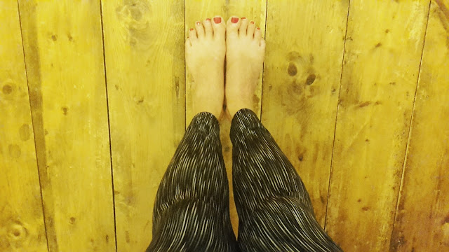 Project 366 2016 day 251 - Yoga leggings // 76sunflowers