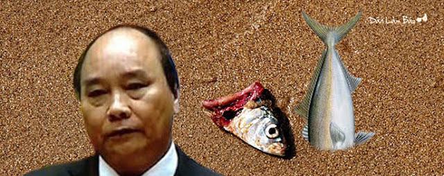 Thư gởi thủ tướng Nguyễn xuân Phúc