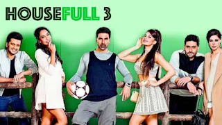 Housefull 3 2016 Full Hindi Movie Download & Watch