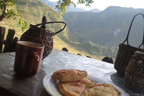Batad Breakfast
