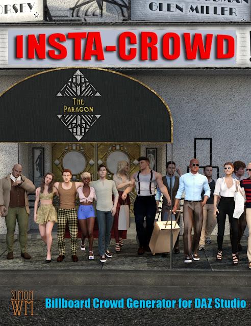 Insta-Crowd Billboards