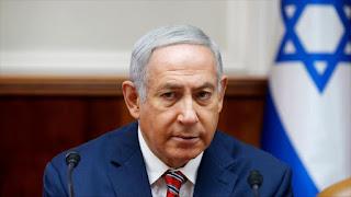 Netanyahu amenaza con actuar contra Irán y pide su salida de Siria