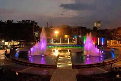 Daftar Nama dan Alamat Taman di Surabaya