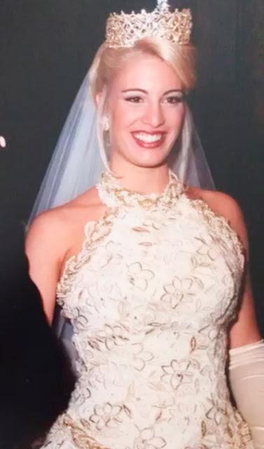 Vestido de noiva Elaine Mickely, Ronaldo Esper