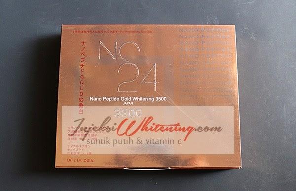 NC24 Whitening Gold