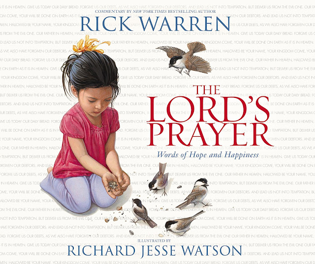 The Lord's Prayer: Words of Hope and Happiness by Rick Warren