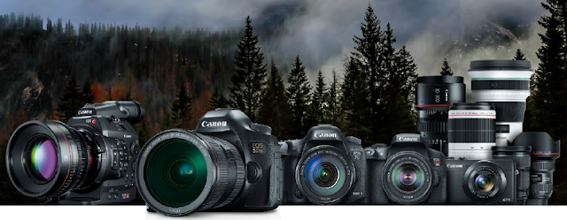 Canon Celebrates Its 13th Consecutive Year Of Number One Marketshare In Global Interchangeable-Lens Digital Cameras