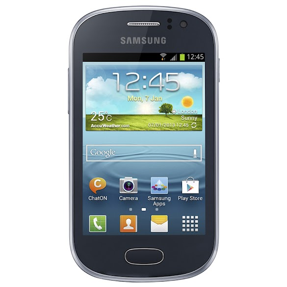 Spesifikasi Samsung Galaxy Fame, Ponsel Bertenaga Cortex A9 1GHz Processor
