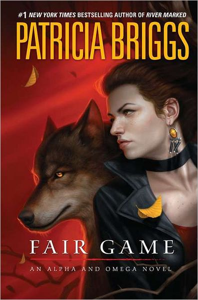 Release Day Review - Fair Game by Patricia Briggs - 4 Qwills