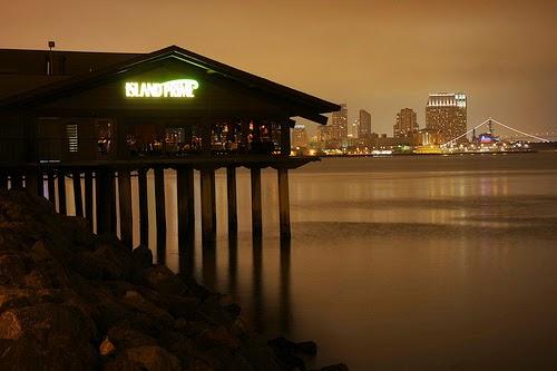 Restaurante Island prime San Diego