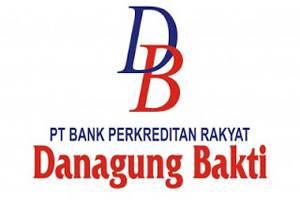 Logo PT BPR Danagung Bakti