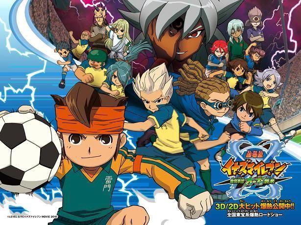 download video inazuma eleven the movie sub indo