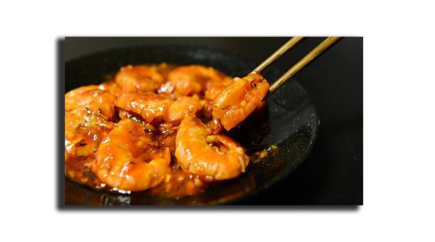 Resep Membuat Udang Saus Pedas Manis Yummy!
