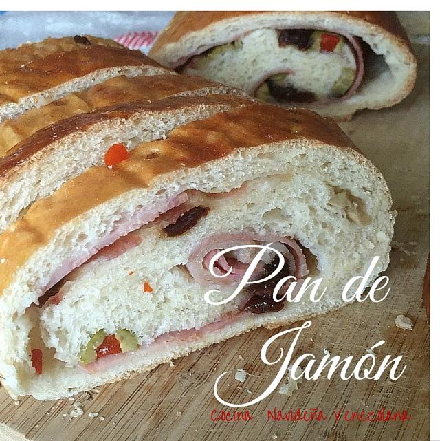 Pan de Jamón: Cocina navideña venezolana | http://bizcochosysancochos.blogspot.com/