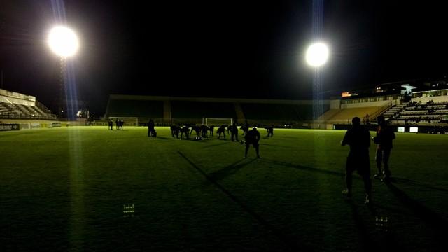 No acender das luzes, Bragantino vence o Joinville