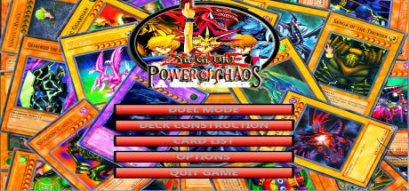 Yu-Gi-Oh! Power Of Chaos A Duel With Dartz