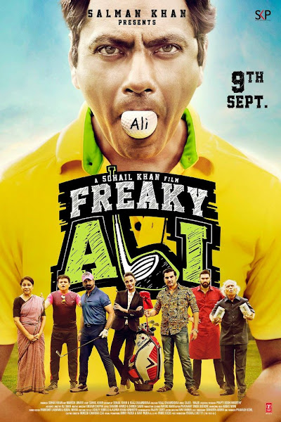 Poster Of Freaky Ali 2016 480p Hindi DVDScr Full Movie Download