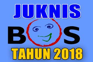 Juknis BOS Untuk SD, SMP, SMA dan SMK Tahun 2018