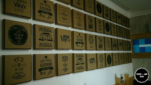 The Pizza Frenzy @ Ministry of Pizza | Koramangala | Bangalore