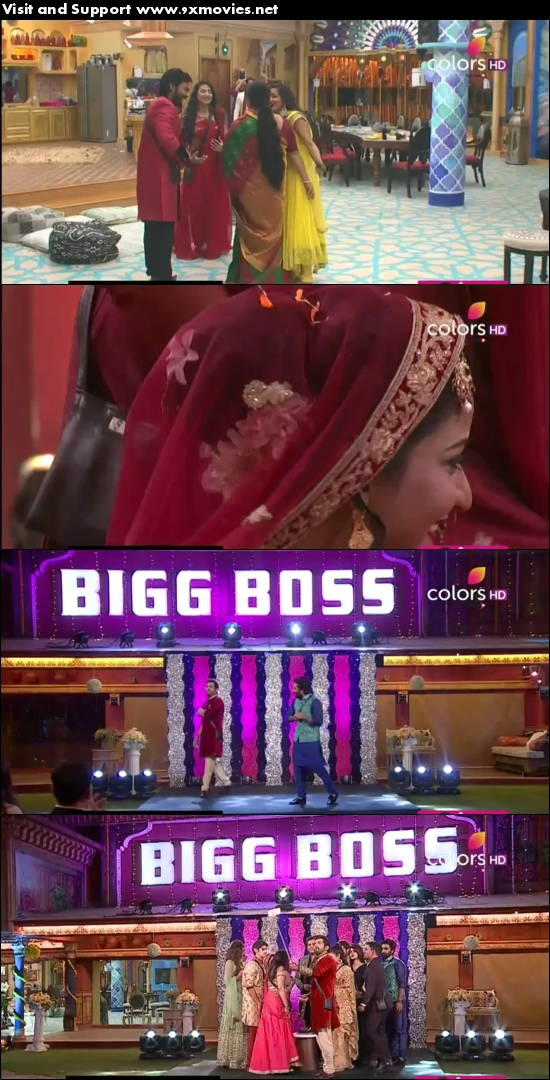 Bigg Boss S10E94 18 Jan 2017 HDTV 480p