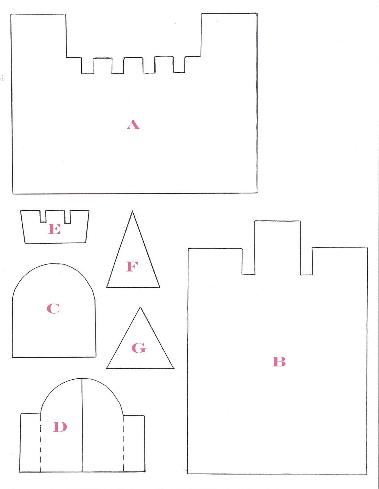 открытки замка