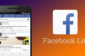 تشغيل الفيس بوك Lite مجانا على اتصالات المغرب بدون أي رصيد بالهاتف