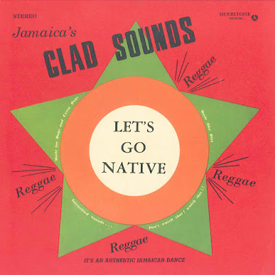GLADSTONE ANDERSON & LYNN TAITT & THE JETS - Glad Sounds (1968)