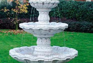 Marble Water fountains at S K Marble