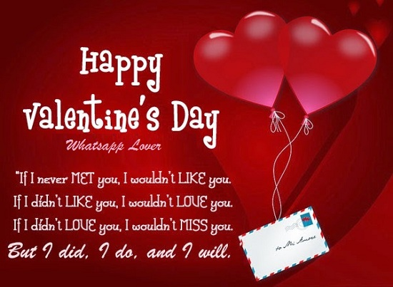 Happy Valentine%25E2%2580%2599s Day 2016 Whatsapp Status and Facebook Messages %25E2%2580%2593 Whatsapp Lover 7 - Happy Valentines Day Status For Whatsapp,Facebook