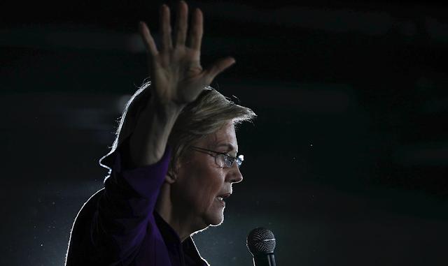 Facebook backtracks after removing Warren ads calling for Facebook breakup