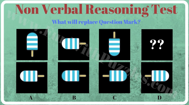 Non verbal ability question for kids