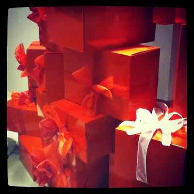 pacchi regalo di natale