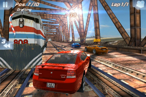 Fast Five The Movie Official Game HD MOD Apk Data Obb LAST VERSION - Free Download Android Game