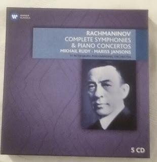 großer Künstler - Rachmaninov