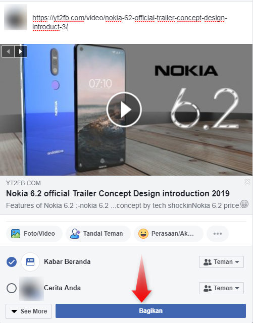 Cara Posting Video Youtube Di Facebook Dengan Tampilan Full Screen Cara Posting Video Youtube Di Facebook Dengan Tampilan Full Screen