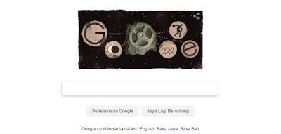 Google Doodles : 115 tahun Penemuan Bersejarah Mekanisme Antikythera