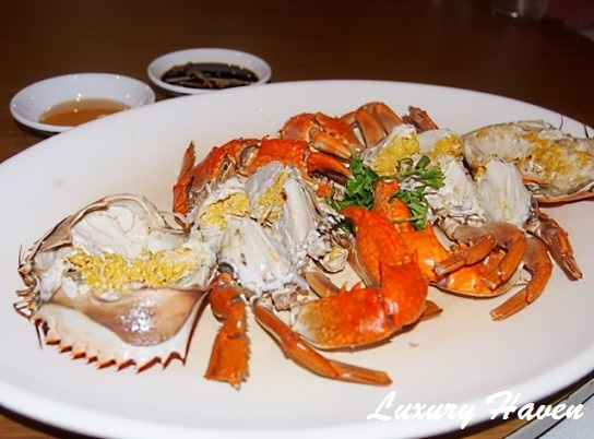 orchid live seafood restaurant teochew cold crabs