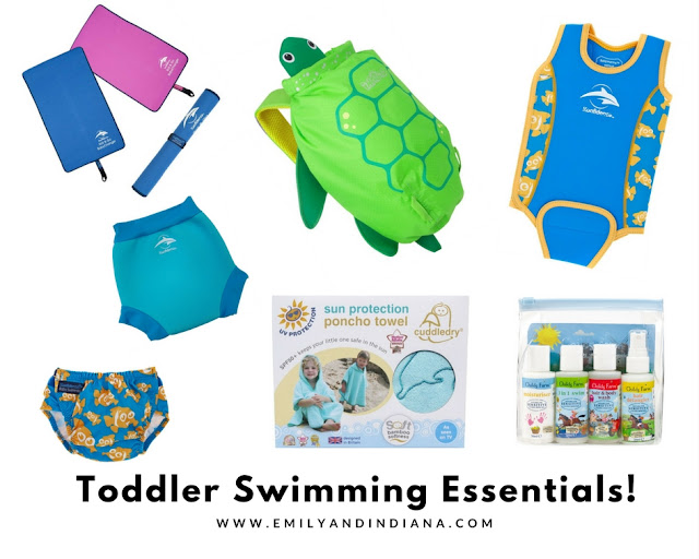 Toddler swimming Essentials