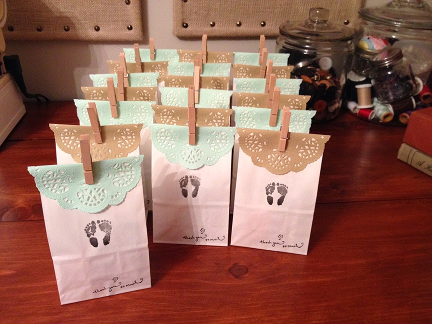 Sohl Design  Baby Shower Favor Bags 9da6ad35c