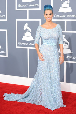 Katy Perry GRAMMY Awards 2012