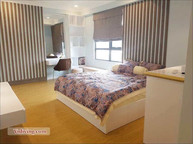 Master Bedrooms Duplex Apartment for rent in Masteri Thao Dien