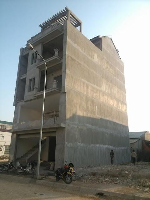 Nhà beton toàn khối cốt thép 3D