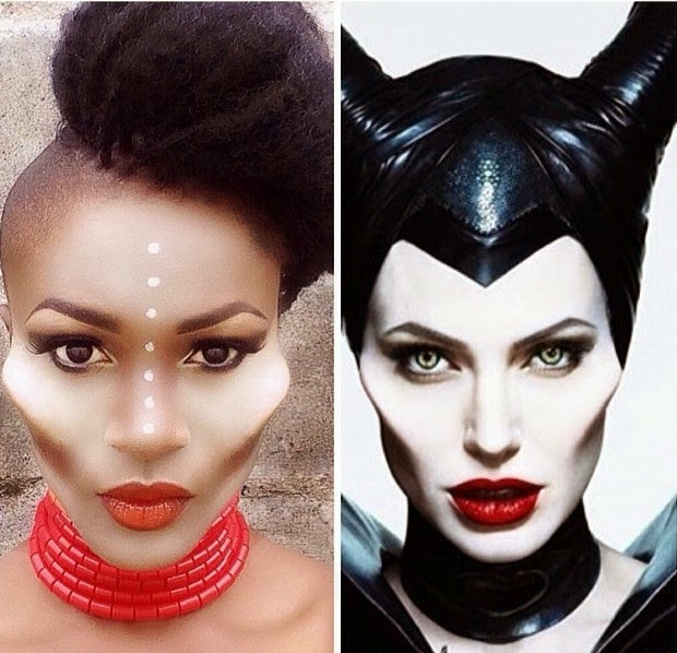 ANNABELL MBOCK'S BLOG: Impressive!!!Checkout Eva Alordiah