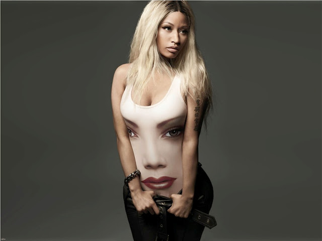 """Nicki Minaj""-Wallpapers"