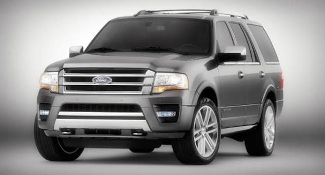 2018 Ford Explorer Redesign