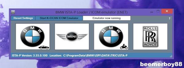 ista-p loader