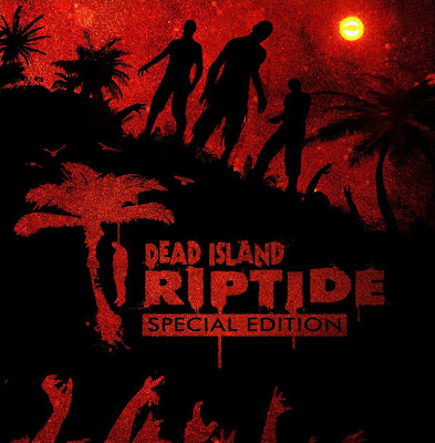 Dead Island Riptide (special edition cover)
