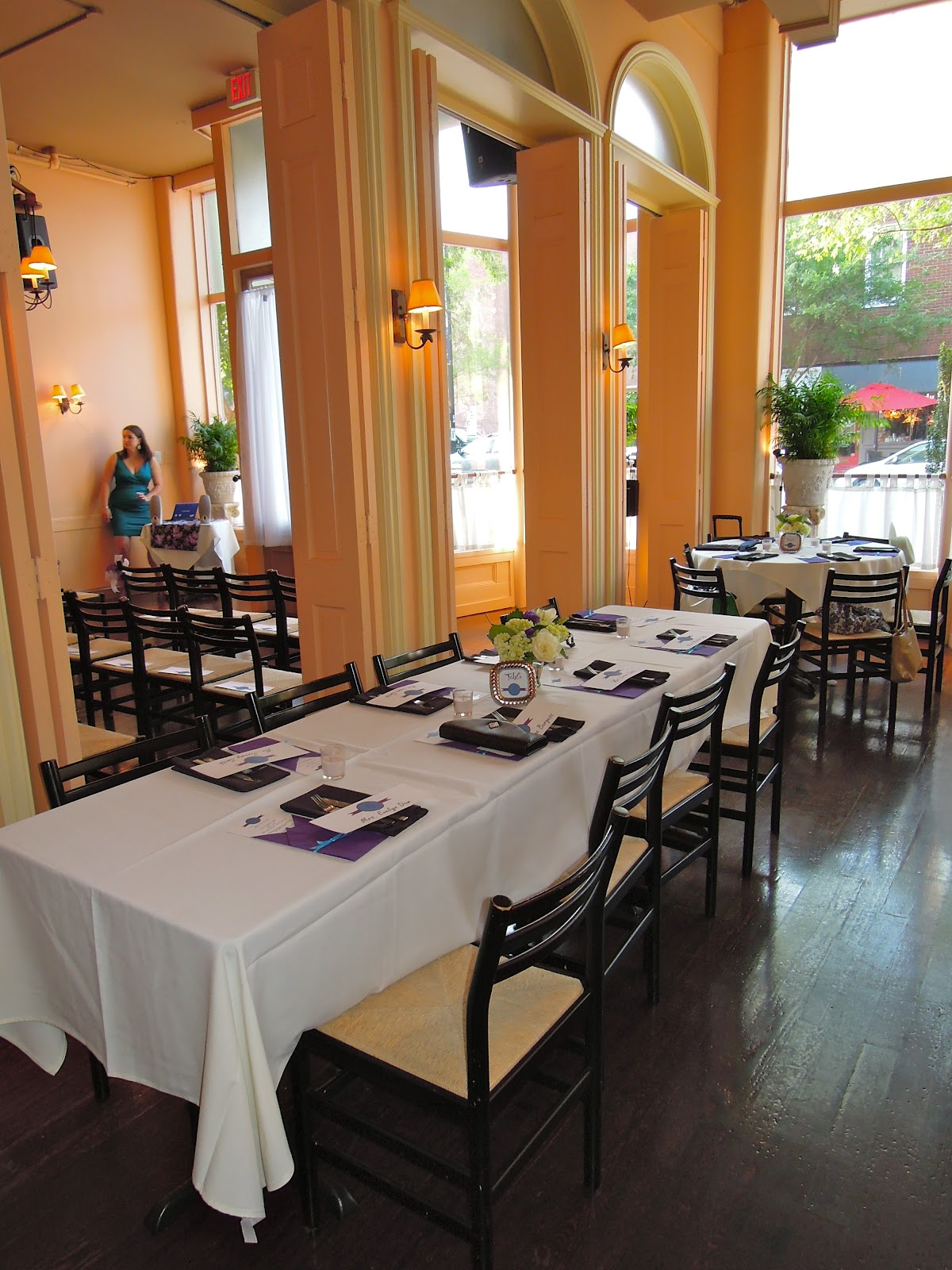 Raleigh Wedding Blog Laura And Jeremy Wed At Caffe Luna